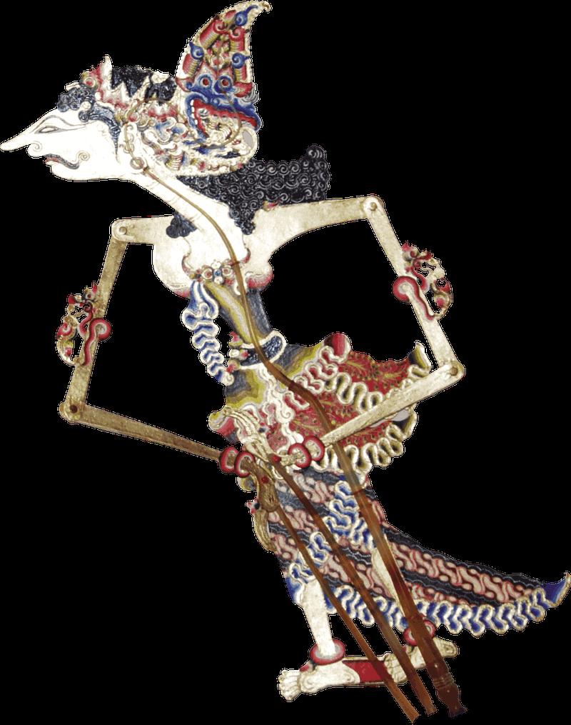 Simbol Wayang Wanita